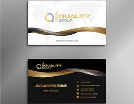 #89 for BUSINESS CARD by nooremani56