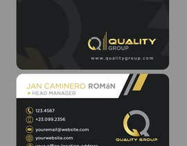 #66 for BUSINESS CARD by jhess31