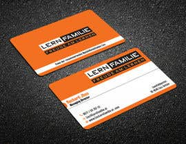 #59 for Make us a new business / visiting cards by yes321456