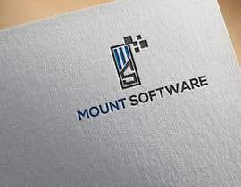 #183 for Mount Software company logo design by esantadesigner
