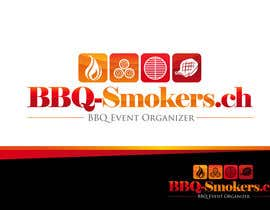 nº 158 pour Logo Design for our new Company: BBQ-Smokers par Designer0713