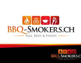 #283 untuk Logo Design for our new Company: BBQ-Smokers oleh Designer0713