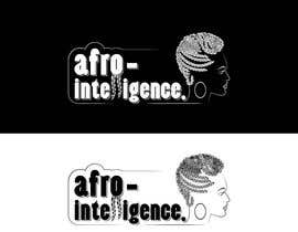 #26 for afrointelligence logo2 by eliartdesigns