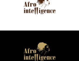 #33 for afrointelligence logo2 by lida66