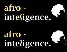 #27 for afrointelligence logo2 by Aly01