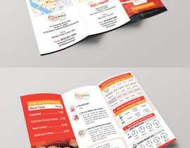#44 for Design a Brochure for a Meal Prep Company by shinydesign6