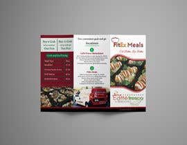 #41 for Design a Brochure for a Meal Prep Company by AkterGraphics
