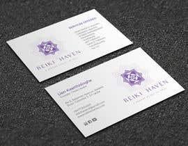 nº 156 pour Reiki Haven Business Card & Corporate Pack par rtaraq
