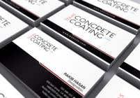 Graphic Design Entri Peraduan #527 for Modern Logo for New Concrete Coating Company