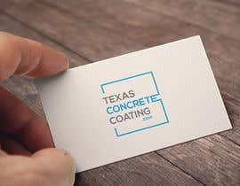 #1030 untuk Modern Logo for New Concrete Coating Company oleh zisan6777