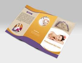 #5 for Make a Spa/Skin Care Brochure Menu by barbaranokrek