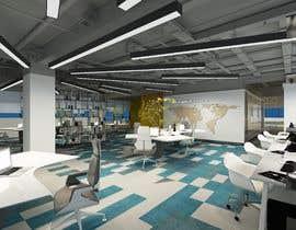 #4 для 3d Design for a cool IT office от primalhunt