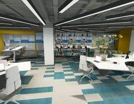 #5 для 3d Design for a cool IT office от primalhunt