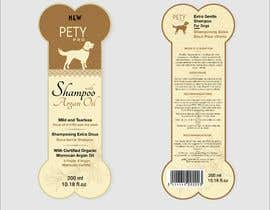 #19 untuk New Product Package and labels design (i.e: Dog and cat Shampoo....) oleh freerix