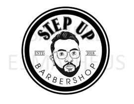 Nro 21 kilpailuun barbershop logo design käyttäjältä E1matheus