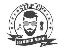 Nro 34 kilpailuun barbershop logo design käyttäjältä kabir20032001