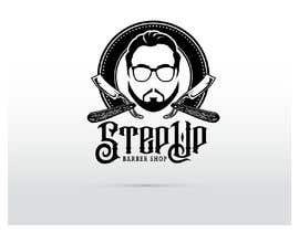 Nro 40 kilpailuun barbershop logo design käyttäjältä alexfreelancepin
