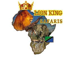 #17 for Logo Design for LION-KING SAFARIS by geisharts