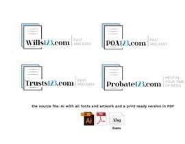 #692 для Logo theme for 4 related websites от aminayahia