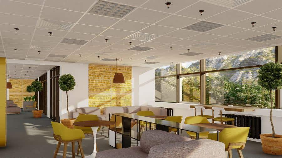 Entry 21 By Daseinteam For Interior Design Proposal 3d