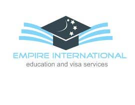 #83 for design a logo Empire International education and visa services by mdriponali