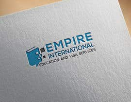 #72 for design a logo Empire International education and visa services by DesignDesk143