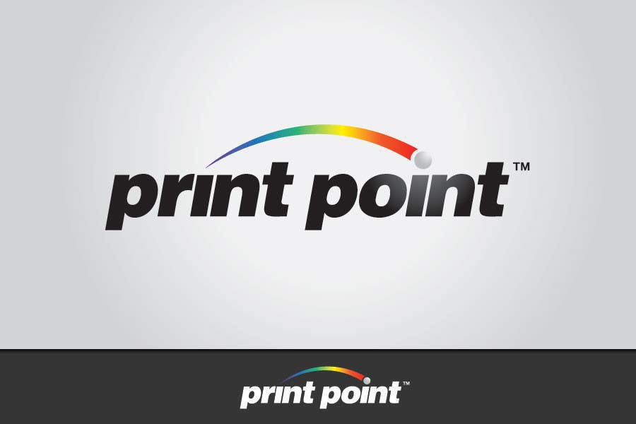 Contest Entry #223 for Logo Design for Print Point