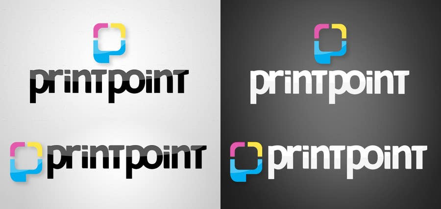 Конкурсная заявка №323 для Logo Design for Print Point