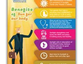 #15 untuk Design a poster - Benefits of Sun for Natural Health oleh hossiniqbal54