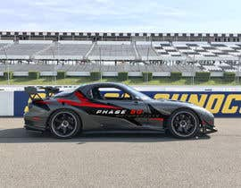 #278 untuk logo and livery design for a Mazda RX7 race car oleh Dorio