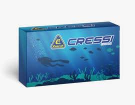 #30 for Packaging for snorkelling gear af lida66