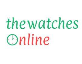 Nro 24 kilpailuun Creat a logo for my instagram ( thewatchesonline ) käyttäjältä stark20236