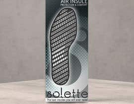#56 untuk New Product Package and labels design (insoles) oleh LanaZel
