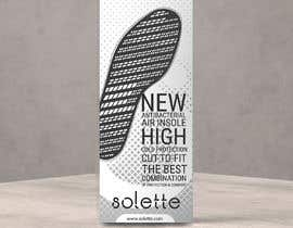 #58 untuk New Product Package and labels design (insoles) oleh LanaZel