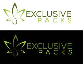 #4 untuk Need a luxury/high class feel company logo cannabis themed oleh Diner99