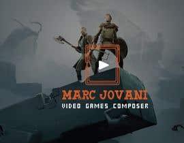 #222 para Brand Board (branding) for a Video Games Music Composer branding por IslamNasr07