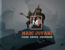#238 para Brand Board (branding) for a Video Games Music Composer branding por IslamNasr07