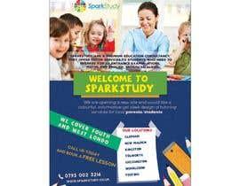 Reffas tarafından Create a A5 flyer for tutoring school için no 13