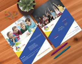 MOMODart tarafından Create a A5 flyer for tutoring school için no 30