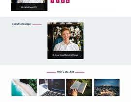 #6 pentru A professional website design de către zamanovi
