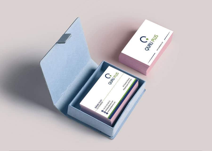 Inscrição nº 125 do Concurso para Visiting Card Design