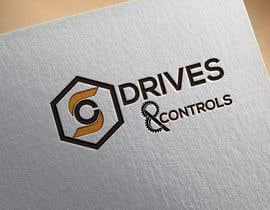 nº 9 pour A logo designed for S C Drives and Controls par jitusarker272