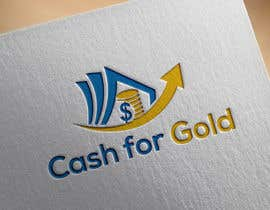 #59 for Design a Logo for Cash for Gold by shahadatmizi