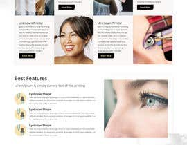 #23 for 150$ Guaranteed - Wordpress Website for an Eye-Lashes Company by saidesigner87
