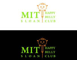 nº 60 pour Design a Logo for MIT Sloan Happy Belly Club par mragraphicdesign