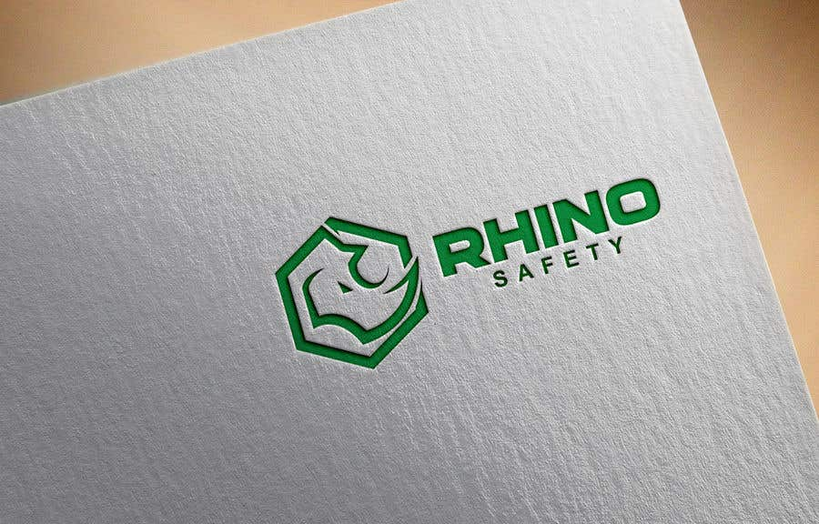 Contest Entry #73 for Rhino Safety Logo