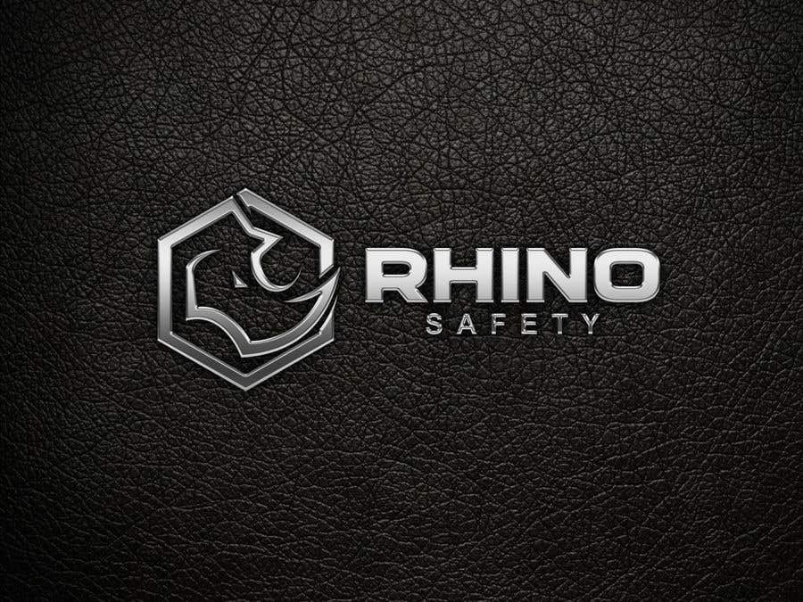 Contest Entry #77 for Rhino Safety Logo