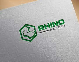 #95 for Rhino Safety Logo by NONOOR