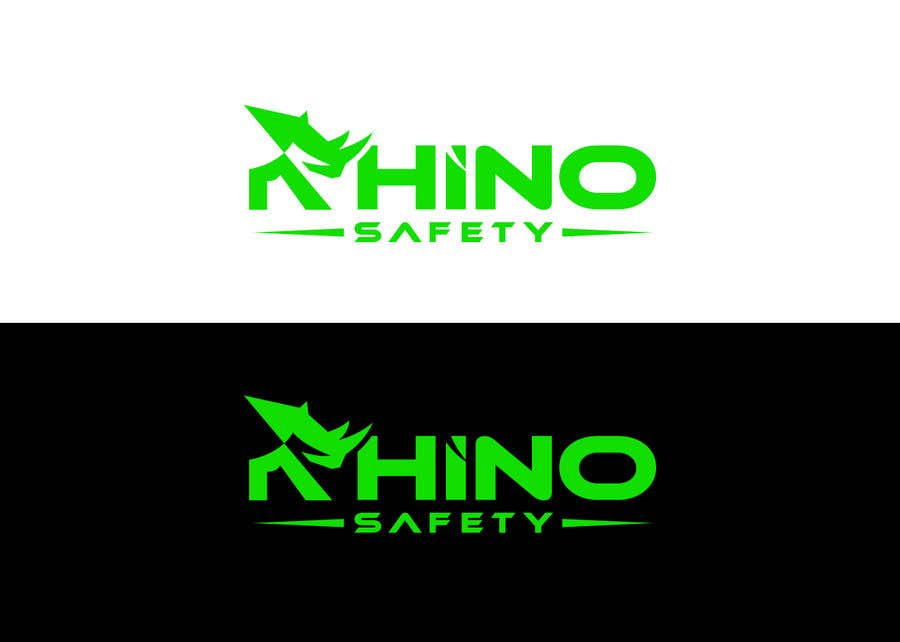 Contest Entry #90 for Rhino Safety Logo