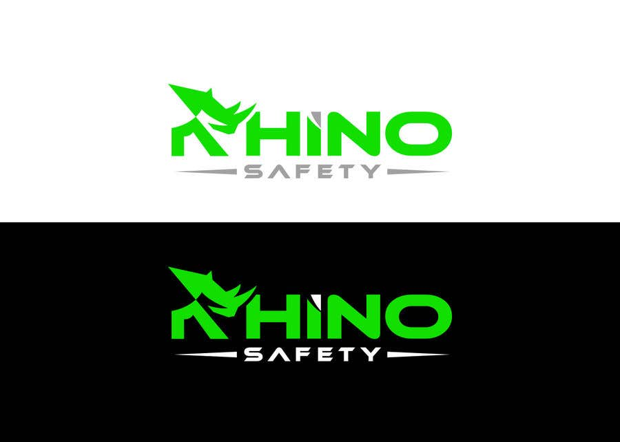 Contest Entry #91 for Rhino Safety Logo